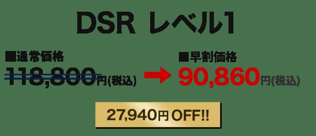 DSRレベル1