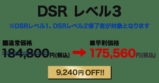DSRレベル3